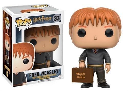 Фигурка Фред Уизли (Fred Weasley) из фильма Гарри Поттер № 33 - фото 8637