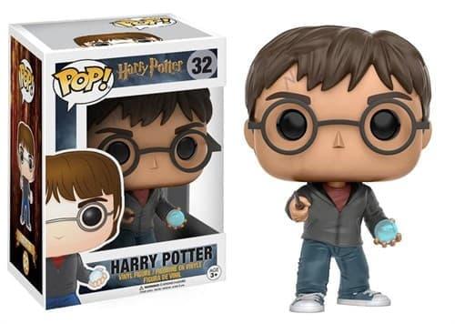 Фигурка Гарри Поттер (Harry Potter with Prophecy) из фильма Гарри Поттер № 32 - фото 8641