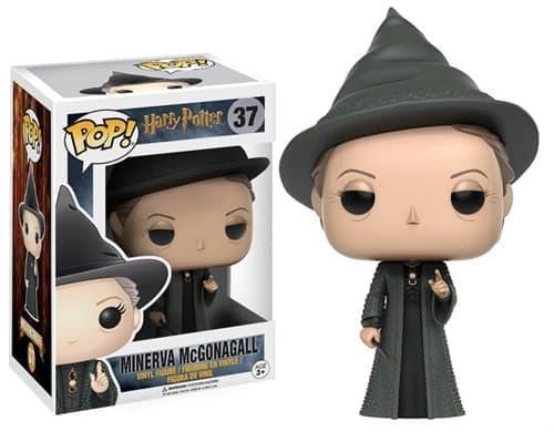 Фигурка Минерва Макгонагалл (Minerva McGonagall) из фильма Гарри Поттер № 37 - фото 8642