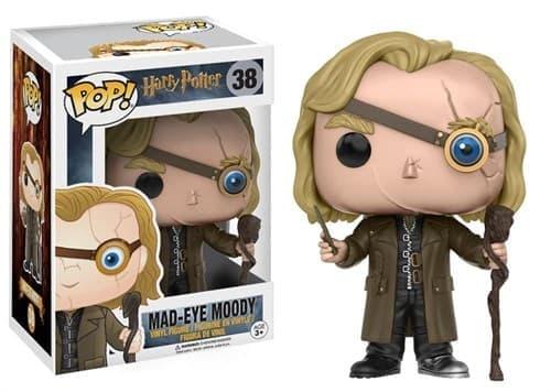 Фигурка Грозный Глаз Грюм (Mad-Eye Moody) из фильма Гарри Поттер № 38 - фото 8643