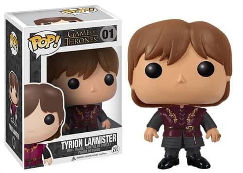 Фигурка Тирион Ланнистер (Tyrion Lannister) из сериала Игра Престолов № 01 - фото 8676