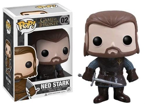 Фигурка Нед Старк (Ned Stark) из сериала Игра Престолов № 02 - фото 8677