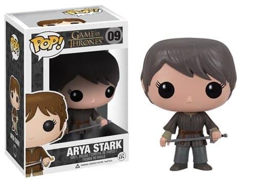 Фигурка Ария Старк (Arya Stark) из сериала Игра Престолов № 09 - фото 8682