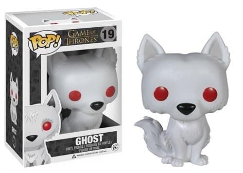 Фигурка Призрак (Ghost) из сериала Игра Престолов № 19 - фото 8690