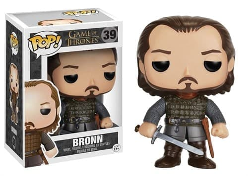 Фигурка Бронн (Bronn) из сериала Игра Престолов № 39 - фото 8707