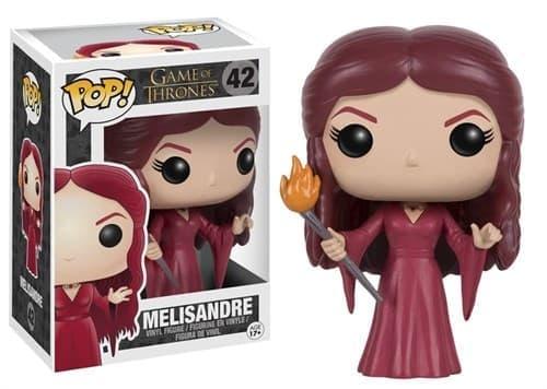 Фигурка Мелисандра (Melisandre) из сериала Игра Престолов № 42 - фото 8711