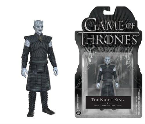 Фигурка коллекционная Король Ночи (Night King) из сериала Игра Престолов купить
