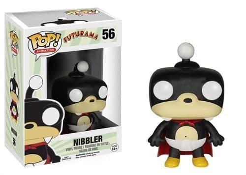 Фигурка Зубастик Футурама (Nibbler Futurama Pop) №56 - фото 8766