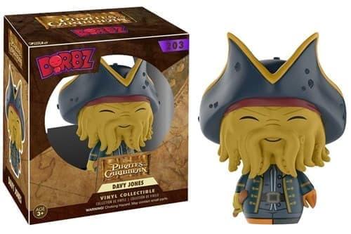 Фигурка Дейви Джонс Дорбз (Davy Jones Dorbz) из фильма Пираты Карибского моря купить