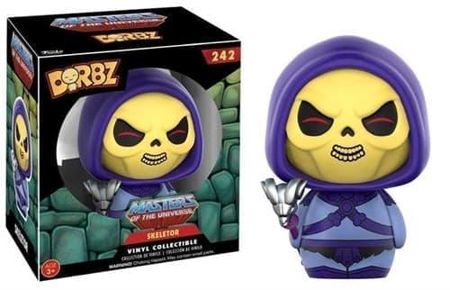 Фигурка Скелетор Властелины Вселенной (Skeletor Masters of the Universe Dorbz) №242 купить