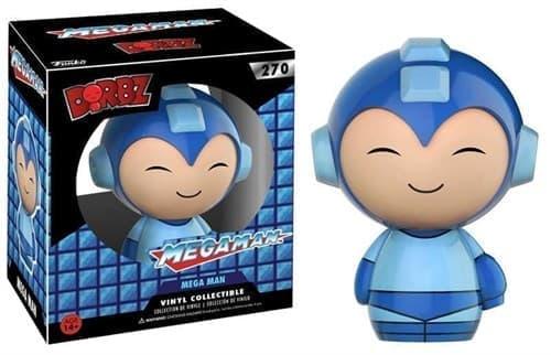 Фигурка Мегамен Дорбз (Mega Man Dorbz) из игры Мегамен - фото 8812