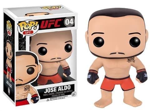 Фигурка Жозе Алду (Jose Aldo) из боев UFC - фото 8936