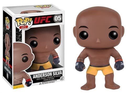 Фигурка Андерсон Силва (Anderson Silva) из боев UFC - фото 8937
