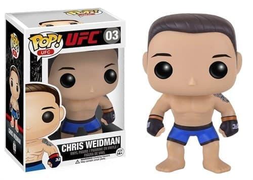 Фигурка Крис Вайдман (Chris Weidman) из боев UFC - фото 8939