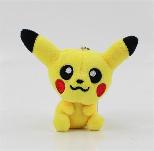 Брелок Покемон Пикачу (Pikachu 12 см) - фото 90392