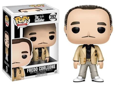 Фигурка Фредо Корлеоне (Fredo Corleone) из фильма Крестный отец - фото 9232