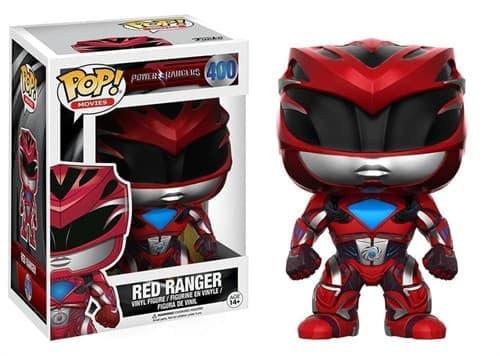 Фигурка Красный Рейнджер (Red Ranger Power Rangers) №400 купить в Москве
