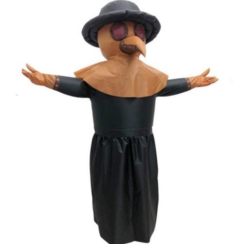 Надувной костюм Чумного доктора купить в России