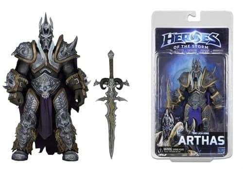 Arthas (18 см)  Heroes of the Storm - фото 9473