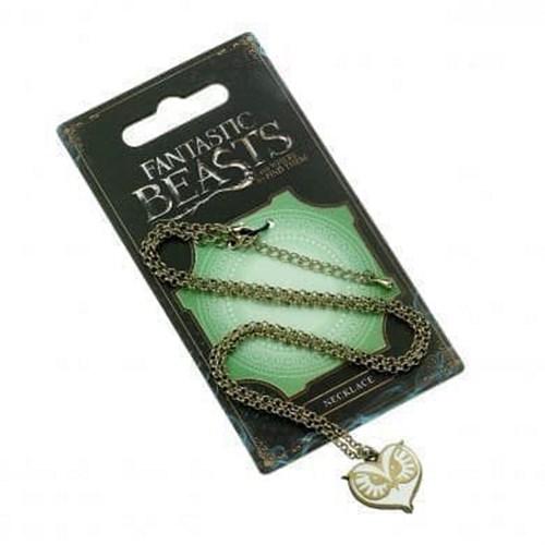 Ожерелье сова из Фантастические Твари (FANTASTIC BEASTS OWL NECKLACE) купить в России с доставкой