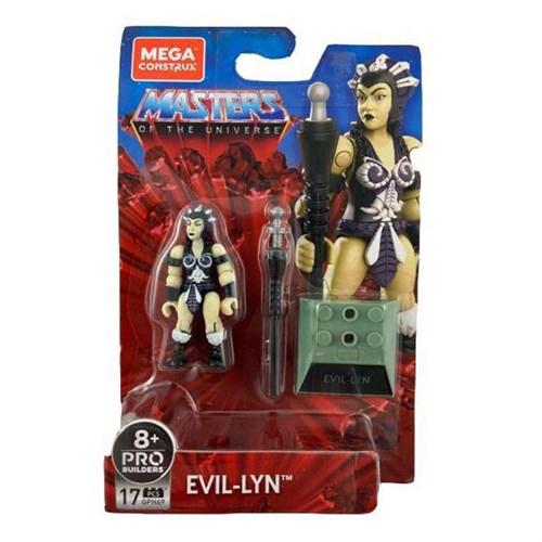Конструктор Ивил-Лин Властелины Вселенной (Mega Construx Masters Of The Universe Evil-Lyn Building Set) 17 деталей купить в России с доставкой