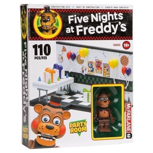 Конструктор Party Room (Five nights at Freddy) 110 деталей купить