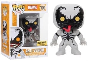 Фигурка Анти-веном (Anti-Venom) Funko Pop № 100