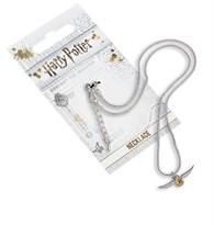 Ожерелье Золотой Снитч Гарри Поттер (Harry Potter Golden Snitch Necklace)