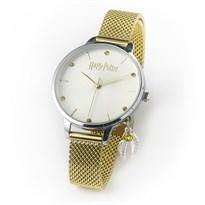 Часы Золотой Снитч Гарри Поттер (Harry Potter Golden Snitch Charm Watch Embellished with Swarovski® Crystals)