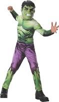 Детский костюм Халка с маской (Marvel Hulk Classic Rubie's Costume)