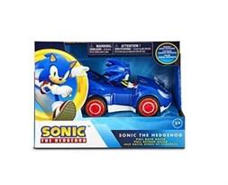 Автомобиль Соник (NKOK Sonic The Hedgehog All Stars Racing Pull Back Action)