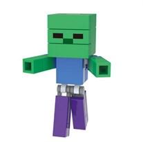 Фигурка совместима с лего Зомби из игры Майнкрафт (Zombie Minecraft) купить в России
