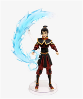 Фигурка Азула из Аватар: Легенда об Аанге серия 2 (DIAMOND SELECT TOYS Azula Avatar The Last Airbender) 20 см