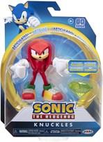 Фигурка Наклз с изумрудом хаоса Sonic The Hedgehog купить