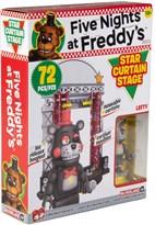 Конструктор Фнаф Звездный Занавес 5 ночей с Фредди (Star Curtain Five Nights at Freddy's Mcfarlane) 72 детали