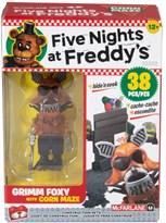 Конструктор Фнаф Кукурузный лабиринт 5 ночей с Фредди (Corn Maze Five Nights at Freddy's Mcfarlane) 39 деталей