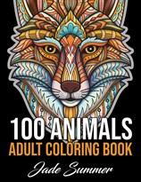 Раскраска 100 животных купить