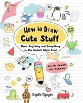 """Книга """"Как рисовать милые вещи"""" (How to Draw Cute Stuff)"""