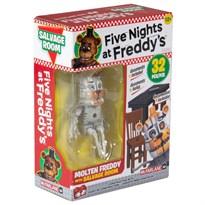 Конструктор Фнаф Комната спасения 5 ночей с Фредди (Salvage Room Five Nights at Freddy's Mcfarlane) 32 детали