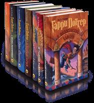 Набор из 7 книг Гарри Поттер (Harry Potter) Росмэн купить
