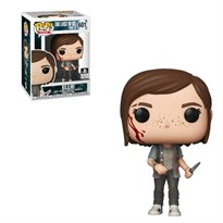 Фигурка Элли из игры Одни из нас. Часть II (The Last of Us Part II Ellie Pop! Vinyl Figure) №601 купить в России