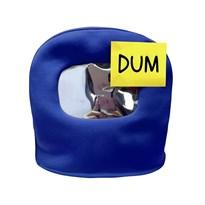 Синяя маска Импостера Among Us (Амонг Ас) купить