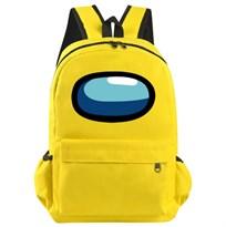 Желтый рюкзак Амонг Ас (Among Us) купить