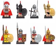 Набор фигурок совместимых с Лего Античные Воины купить