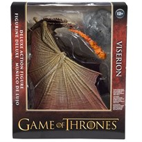 Фигурка Визерион Игра Престолов (McFarlane Toys Game of Thrones Viserion 2 Deluxe Box) купить в Москве