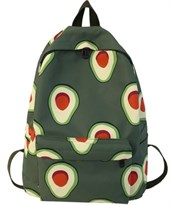 Рюкзак с принтом Авокадо купить