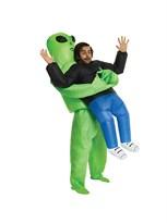 Надувной костюм инопланетянина