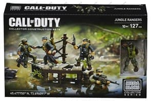 Lego Call of Duty (127 деталей)