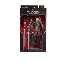 Подвижная фигурка McFarlane Toys Геральта Ведьмак (Geralt of Rivia Witcher) купить