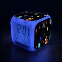 Часы будильник Among Us (Амонг Ас) купить